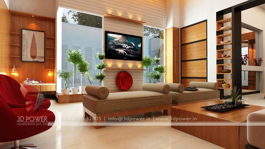 3d Interior Design Amp Rendering Services Bungalow Amp Home