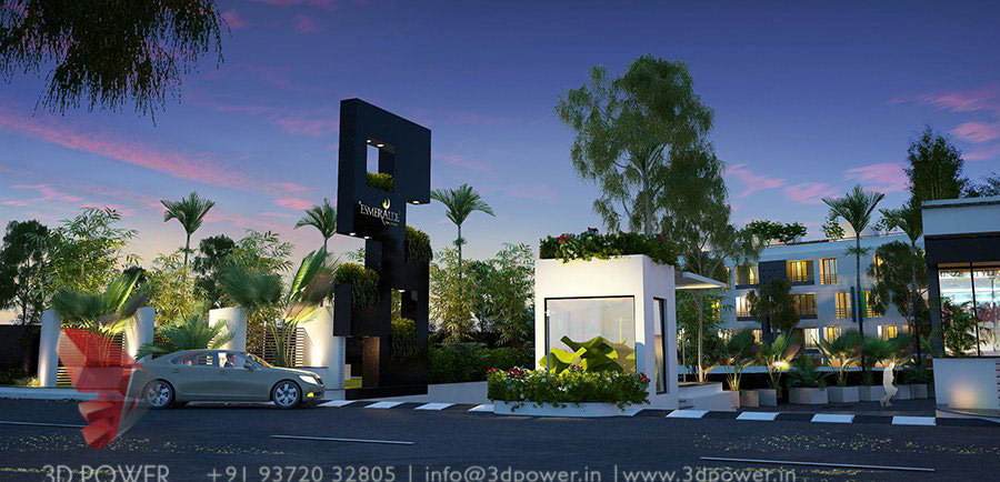 Gallery - 3D Architectural Rendering | 3D Architectural Visualization ...