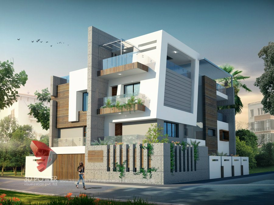 Modern Bungalow House Design in addition Contemporary Bungalow ...