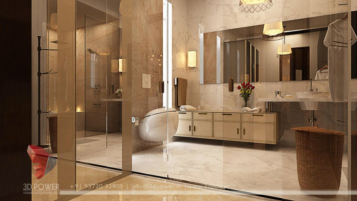3d bathroom interior design 3d bathroom designs for Bathroom ideas 3d