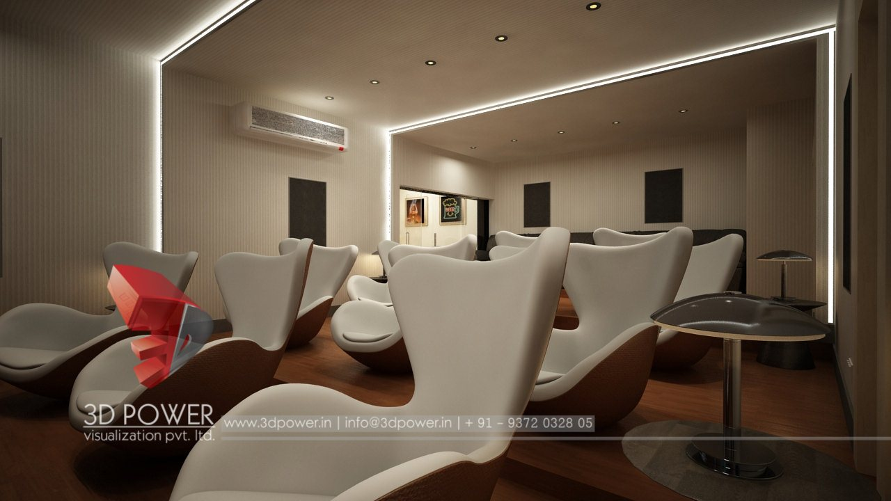 Modern Office Interior Architecture & Design | Corporate Office ...