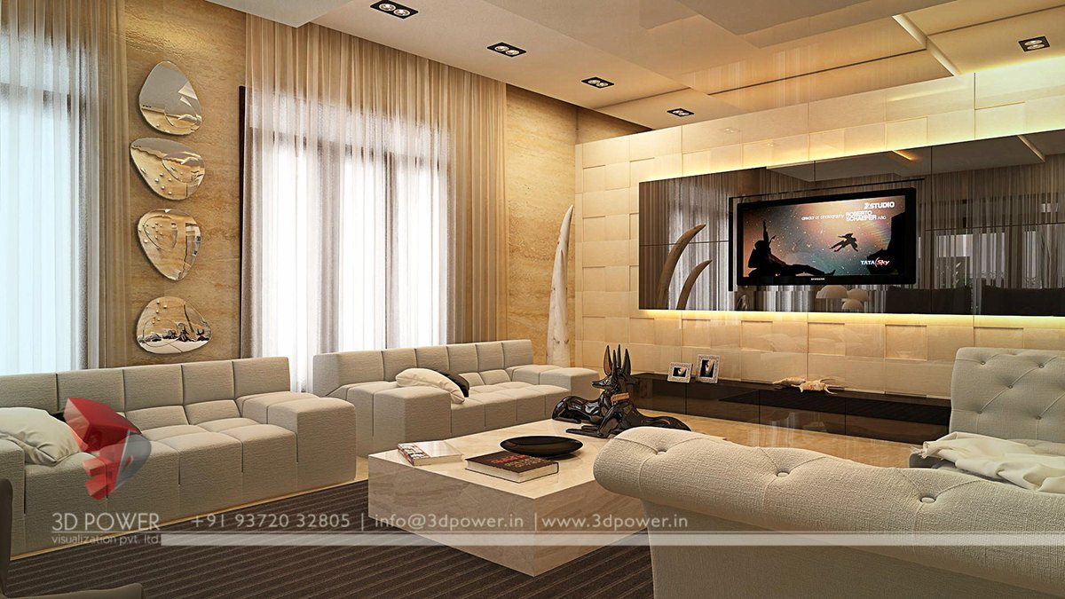 ... Living Room Interior View, Interiors, 3d Interior ...