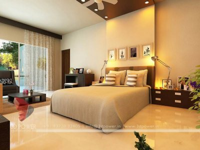 3d architectural interior bedroom bedroom 3d bedroom - Bedroom 3d Design